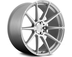Niche Wheels M146 ESSEN - Gloss Silver - Machined