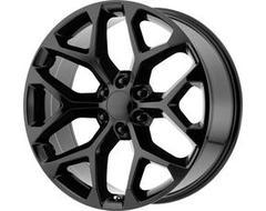 OE Creations Wheels PR176 - Gloss Black