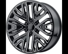 OE Creations Wheels PR197 - Gloss Black Milled