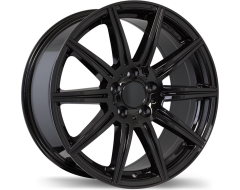 Replika Wheels R157 Series - Gloss Black