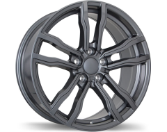 Replika Wheels R200 Series - Gloss Gunmetal