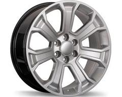Replika Wheels R204 Series - Hyper Silver