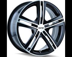Touren Wheels TR62 3262 Series - Machined - Machined lip