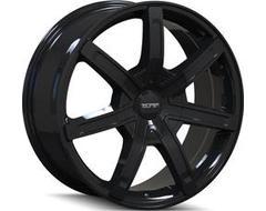 Touren Wheels TR65 3265 Series - Black