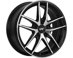 DAI Wheels Apex Classic Series - Gloss Black - Machined Face
