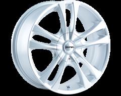 Touren Wheels TR22 3222 Series - HyperSilver