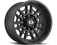 Vision Wheels 418 Widow - Satin Black