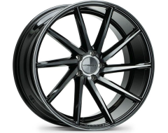 Vossen CVT Series Wheels - Tinted gloss black