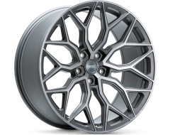 Vossen HF2 Series Wheels - Matte gunmetal with tinted face