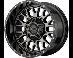 XD Series Wheels XD842 SNARE - Gloss Black - Grey Tint