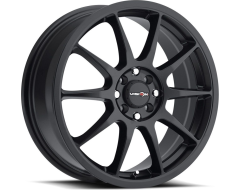 Vision Wheels 425 Bane - Matte black
