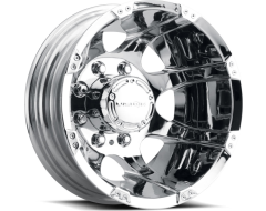 Vision Wheels 715 Crazy Eightz Dually - Chrome