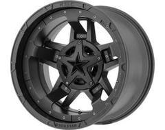 XD Series Wheels XD827 ROCKSTAR III - Matte black