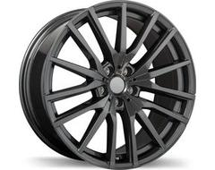 Replika Wheels R233 Series - Gloss Gunmetal
