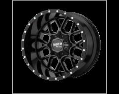 Moto Metal Wheels MO986 SIEGE - Gloss Black