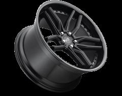 Niche Wheels M194 METHOS - Gloss Black - Matte black