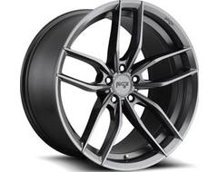 Niche Wheels M204 VOSSO - Matte Anthracite