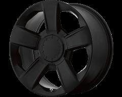 OE Creations Wheels PR152 - Satin Black