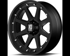 XD Series Wheels XD798 ADDICT - Matte black