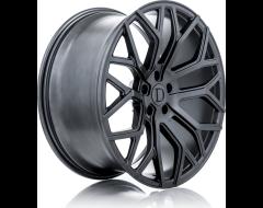 Deutschman Design D01 Series Wheels - Gunmetal