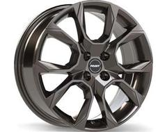 Fast Wheels Aventure - Gloss Gunmetal