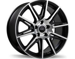 Fast Wheels Switch - Matte Black with Machined Face