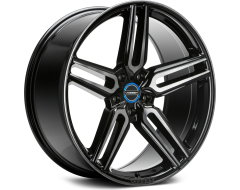 Vossen HF1 Series Wheels - Tinted gloss black