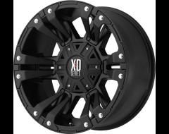 XD Series Wheels XD822 MONSTER II - Matte black