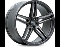 Vossen HF1 Series Wheels - Matte gunmetal with tinted face