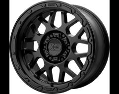 XD Series Wheels XD135 GRENADE OR - Matte black