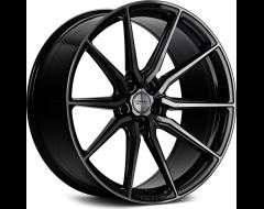 Vossen HF3 Series Wheels - Tinted gloss black