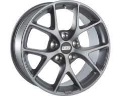 BBS SR Series Wheels - Satin grey