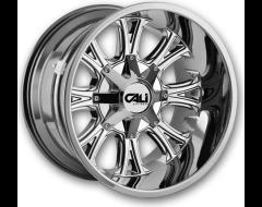 Cali Off-Road AMERICANA 9101 Series Wheels - chrome