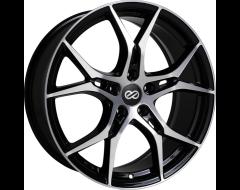 Enkei VULCAN Series Wheels - Black machined
