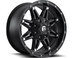 Fuel Off-Road Wheels D531 HOSTAGE - Matte black