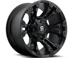 Fuel Off-Road Wheels D560 VAPOR - Matte black