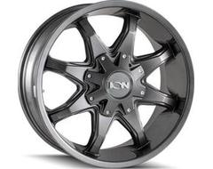 Ion Wheels 181 Series - Graphite