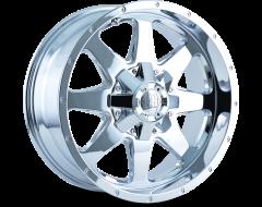 Mayhem TANK 8040 Series Wheels - chrome
