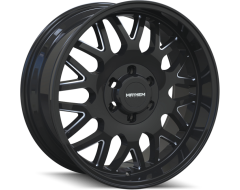Mayhem TRIPWIRE 8110 Series Wheels - gloss black with milled spokes