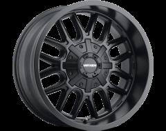 Mayhem COGENT 8107 Series Wheels - matte black