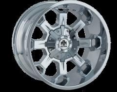 Mayhem COMBAT 8105 Series Wheels - chrome