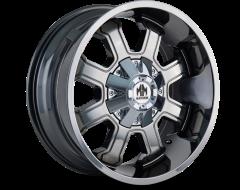 Mayhem FIERCE 8103 Series Wheels - chrome
