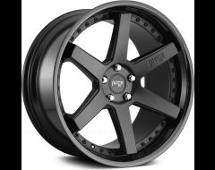 Niche Wheels M192 ALTAIR - Gloss Black - Matte black