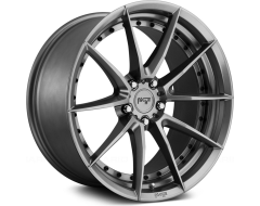 Niche Wheels M197 SECTOR - Gloss Anthracite