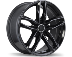 Replika Wheels R167 Series - Gloss Black