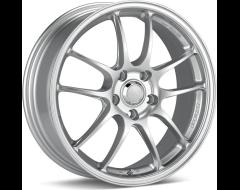 Enkei PF01 Series Wheels - Silver paint