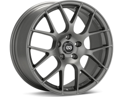 Enkei RAIJIN Series Wheels - Gunmetal paint