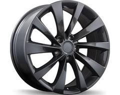 Replika Wheels R187 Series - Gloss Gunmetal