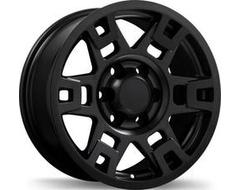 Replika Wheels R213 Series - Satin Black