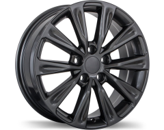Replika Wheels R223 Series - Gloss Gunmetal